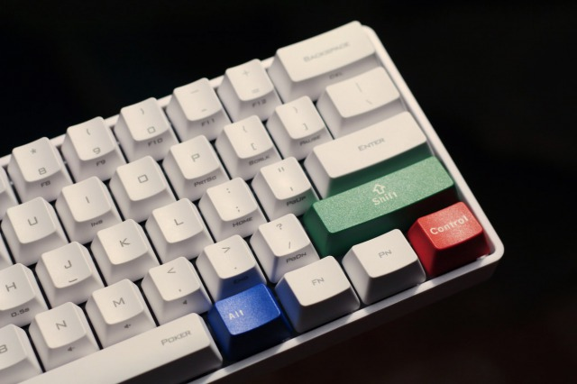高価なキーボード